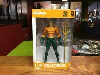 "2018 DC Direct Essentials 20 Years 6.97"" Inch Figure Icons MOC - New #7 AQUAMAN"