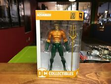 """2018 DC Direct Essentials 20 Years 6.97"""" Inch Figure Icons MOC - New #7 AQUAMAN"""