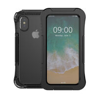 iPhone X / XS Case Wasserdicht Outdoor Schutz Staub Cover Bumper Hülle IPX8