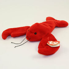TY Beanie Baby - PINCHERS the Lobster (3rd Gen Hang Tag - MWNMTs)