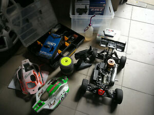 Team C Absima T8 RC Buggy 1:8 GP Buggy T8V3 4WD Competition