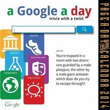 A Google A Day Page-A-Day 2014 Calendar