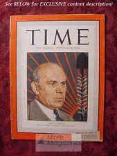 TIME Magazine June 20 1949 Jun 6/20/49 JOHN JAY McCLOY