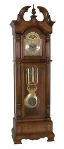 Ridgeway Kensington Grandfather Clock LOW COST GUARANTY R2517