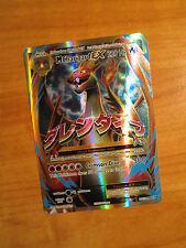 NM FULL ART Pokemon Mega M CHARIZARD EX Card EVOLUTIONS Set 101/108 XY X and Y