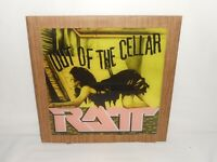 """Vintage Ratt Out of the Cellar 12"""" x 12"""" Carnival Mirror"""