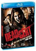 New: DEAD CERT - Blu-ray w/ Special Features