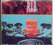 P.J.B. featuring HANNAH AND HER SISTERS - bridge over troubled water 3 trk MAXI