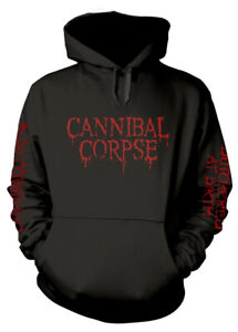 Cannibal Corpse 'Butchered At Birth Explicit' Pull Over Hoodie