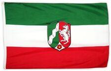 Fahne Flagge NRW Nordrhein-Westfalen 90x150 cm mit Ösen
