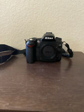 Nikon D90 12.3MP Digital SLR Camera - Black , body only,