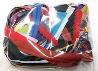 15m -  30 Farben Reißverschlüsse + 50 Zipper endlos Reißverschluss Set