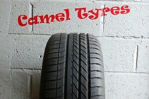255 55 18 Goodyear Eagle F1 SUV 4x4 RFT Part Worn Tyre