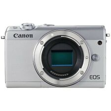 CANON EOS M100 Mirrorless Camera Body Only White Japan Ver. New / FREE-SHIPPING