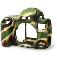 EasyCover Canon 5D Mark IV Silicone Protection Cover EA-ECC5D4C Camo