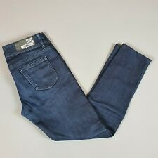 Y2k Womens Size 26 Love Moschino Blue Jeans