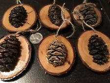 Giant Sequoia Handmade Pinecone Ornament Christmas Decoration
