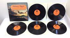 Edición Limitada Five Record Juego Debussy-Ravel Sqn 120/5 Nocturnos Usado