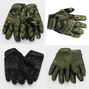 Outdoor Military Airsoft Hunting Cycling Army Tactical Gloves Quality
