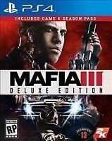 Mafia III - PlayStation 4, (PS4)