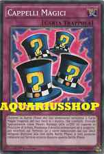 Yu-Gi-Oh Cappelli Magici YGLD-ITA38 Comune ITA Magical Hats Fortissimo Nuovo