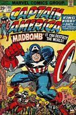 Marvel: capitán América Comic-Maxi Poster 61cm X 91,5 Cm (nuevo Y Sellado)