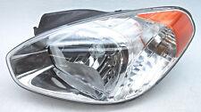 OEM Hyundai Accent Left Driver Halogen Headlamp 92101-1E011
