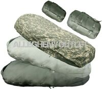 US Military ACU 5 Piece IMPROVED MODULAR SLEEPING BAG SLEEP SYSTEM IMS VGC