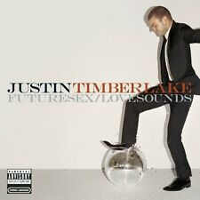 Justin Timberlake - Futuresex/Lovesounds [New CD] Explicit