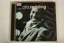 Otis Redding: Legends of Soul Music CD