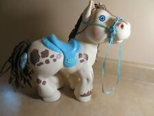 Vintage 1992 Cabbage Patch PONY  Pony Blue Saddle and Bridle