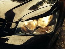 Front Headlight Eyebrow 2p Painted UD Clear White For 07 08 Kia Optima:Magentis
