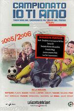 DVD=CAMPIONATO IO TI AMO=2005/06=CON INCLUSO FASCICOLO ALMANACCO DEL CALCIO