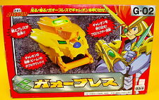 KING OF BRAVES GAOGAIGAR DX G-02 TAKARA WRIST PROJECTOR BATTERY OPERATED 1997