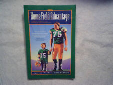 1995 HOME FIELD ADVANTAGE Ken Ruettgers green bay packers,dave branon Softcover