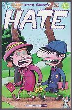 Hate #11 (NM)`92 Bagge (1st Print)