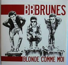 "BB BRUNES - CD PROMO ""BLONDE COMME MOI"""