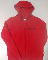 Burton Red Hoodie shirt Small
