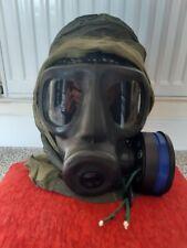 More details for sas hero rusty firmin signed s6 respirator, nbc hood& s6 carry bag+floor plan