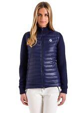 Giacca in maglia da donna blu North Sails Super Light giubbotto slim fit casual