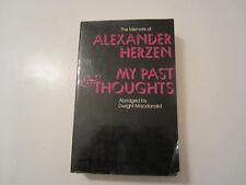 My Past & Thoughts Memoirs of Alexander Herzen PB