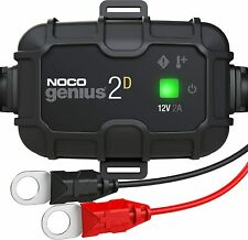 NOCO GENIUS2D 2 Amp Direct-Mount Battery Charger and Maintainer