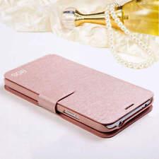 Housse Étui PU cuir Flip Portefeuille coque pochette case pr iphone5 6 6s 7 Plus