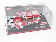 1/43 Toyota Corolla WRC    Monte Carlo Rally 2003  O.Burri
