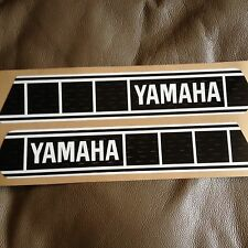 "Yamaha Fuel Tank Decals Vintage Gas Tank Stripe 2""x10 3/4"" YZ50 YZ50G Perforated"