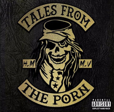 "TALES FROM THE PORN ""H.M.M.V."" CD Skid Row Ratt Motley Crue Dokken Poison 80's"