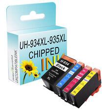 4 NONOEM CARTUCCE PER HP 934XL 935XL Officejet Pro 6812 6815 6230 6820 6830 6835