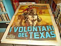 I Freiwillige Der Texas (Hopalong Cassidy) Manifesto 2F Original 1937 Boyd Hayes