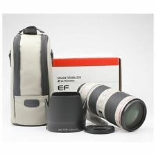 Canon EF 2,8/70-200 L IS USM II + TOP (227594)
