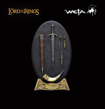 Sideshow Weta ARMS OF FELLOWSHIP C2 Lord of the Rings LotR Hobbit Weapon Rare